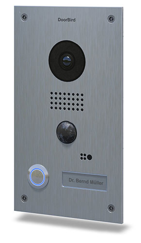 Doorbird Video Doorbell D202 Review