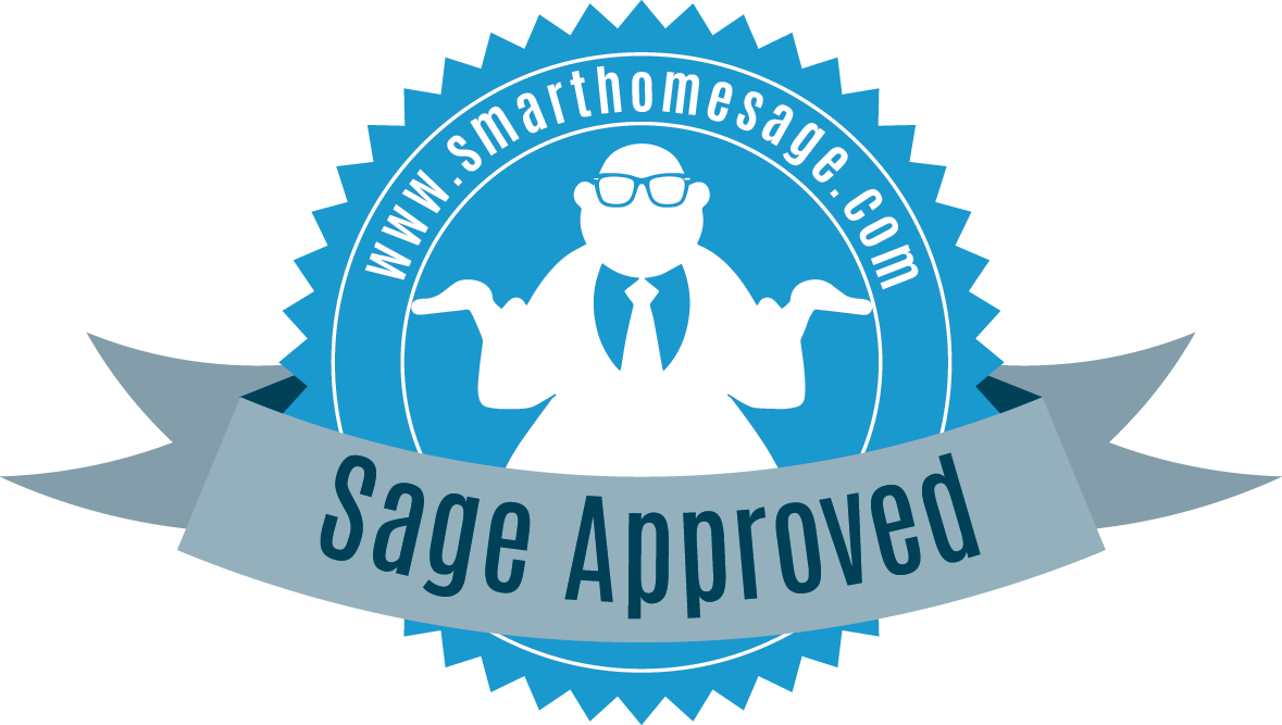 Smart Home Sage Approved
