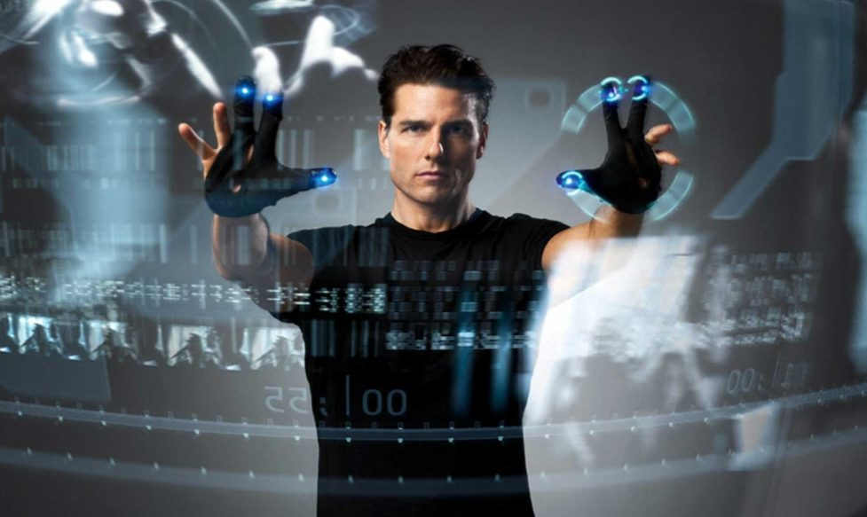 Minority Report Technology