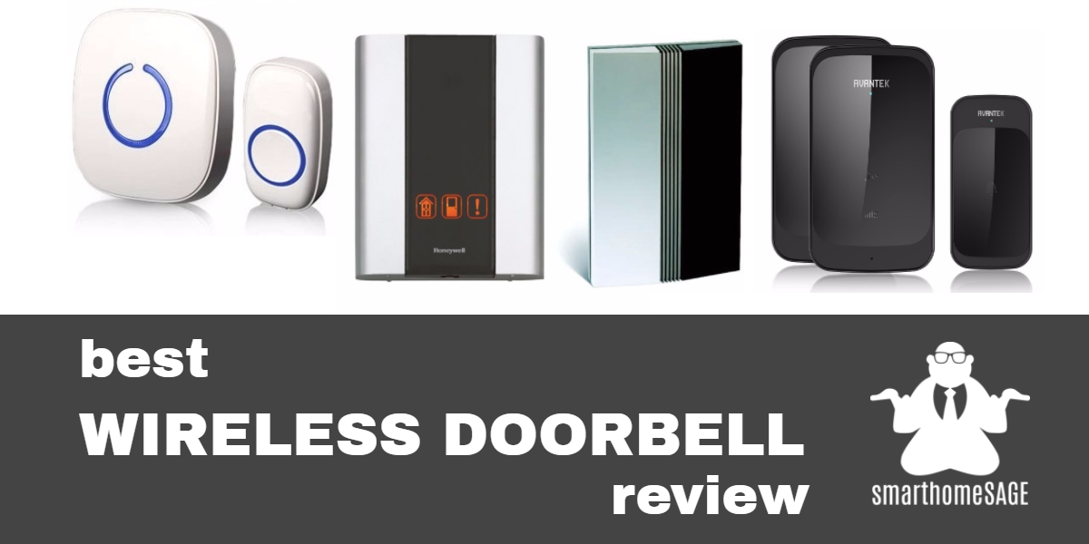 best wireless doorbell review 2016