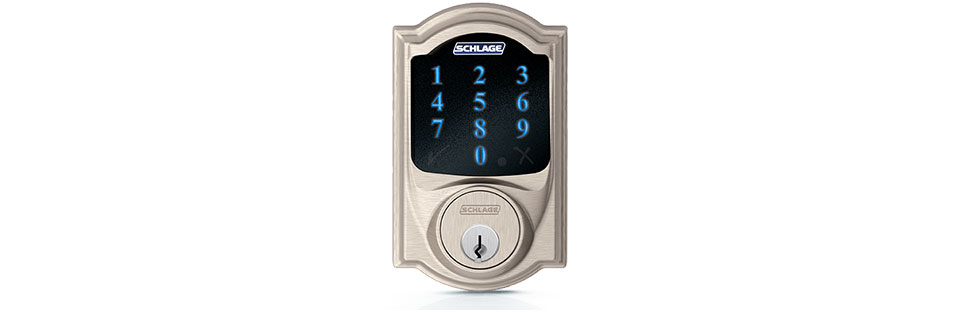 Schlage Touchscreen Deadbolt Review