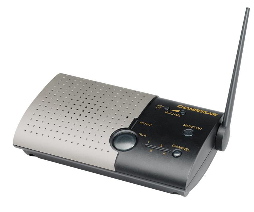 Chamberlain NLS2 Wireless Portable Intercom Review