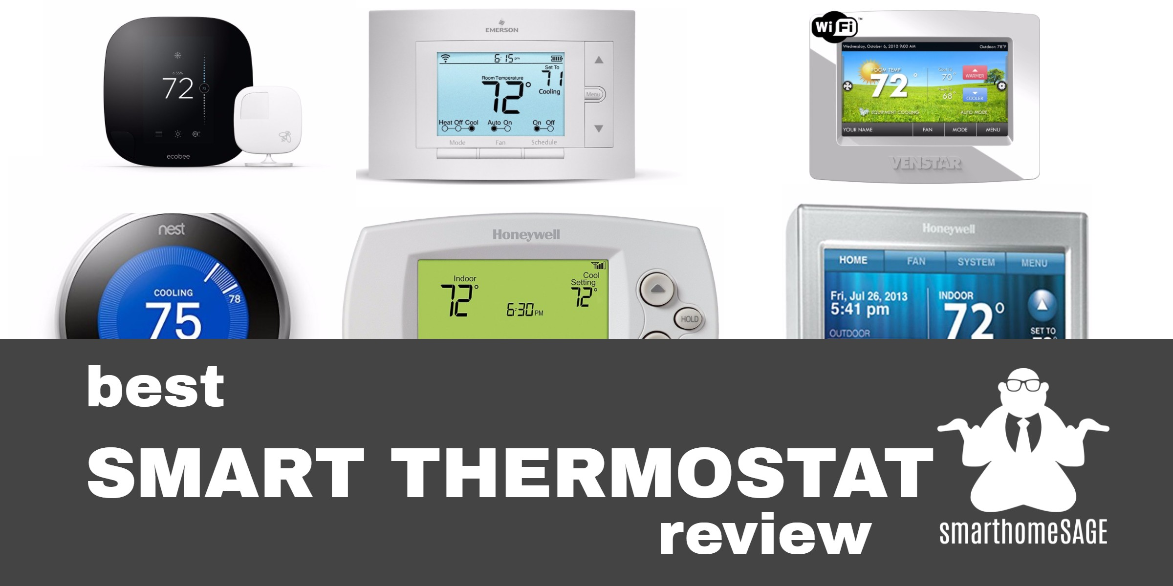best smart thermostat 2016