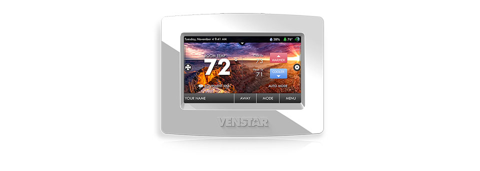 Venstar Wi-Fi ColorTouch Review