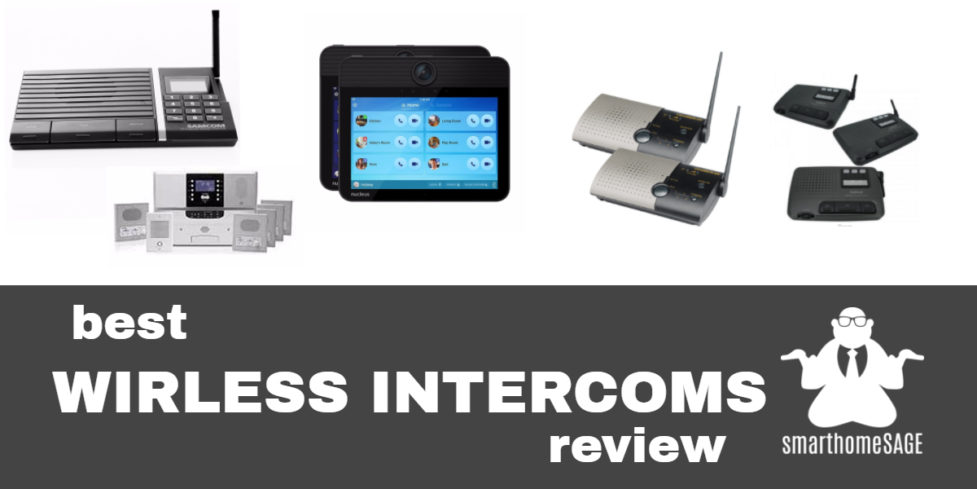 best wireless intercoms