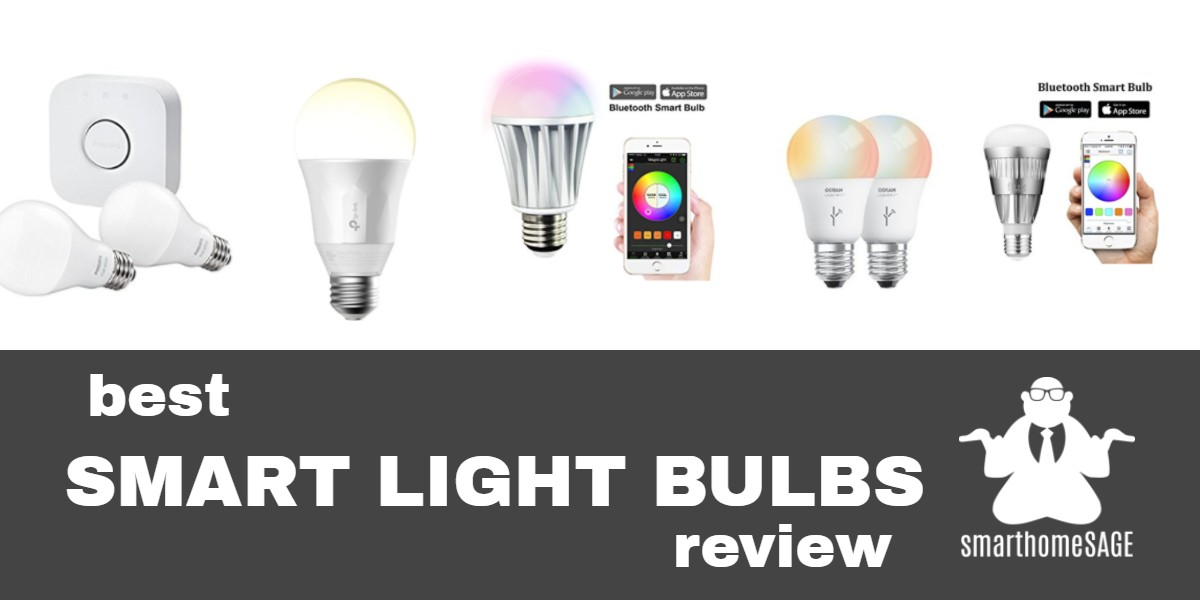 Smart Light Bulbs Archives Smarthomesage